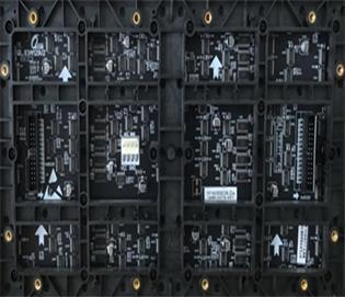 强力巨彩LED显示屏的标准化流程是什么